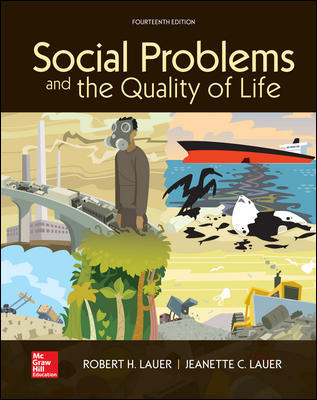 Test Bank for Social Problems and the Quality of Life 14th Edition Lauer