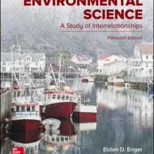 Test Bank for Environmental Science 15th Edition Enger
