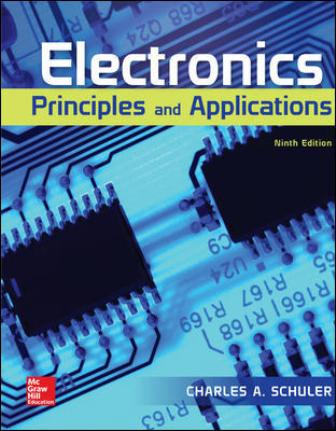 Solution Manual for Experiments Manual for Electronics: Principles & Applications 9th Edition Schuler