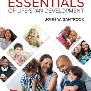 Test Bank for Essentials of Life-Span Development 6th Edition Santrock