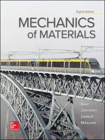 Solution Manual for Mechanics of Materials 8th Edition Beer