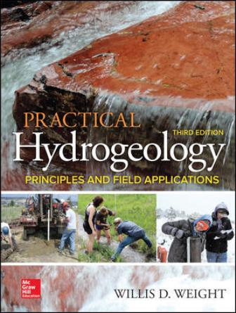 Solution Manual for Practical Hydrogeology: Principles and Field Applications 3rd Edition Weight