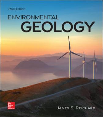 Test Bank for Environmental Geology 3rd Edition Reichard
