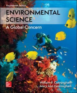 Test Bank for Environmental Science 14th Edition Cunningham