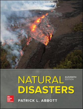 Test Bank for Natural Disasters 11th Edition Abbott