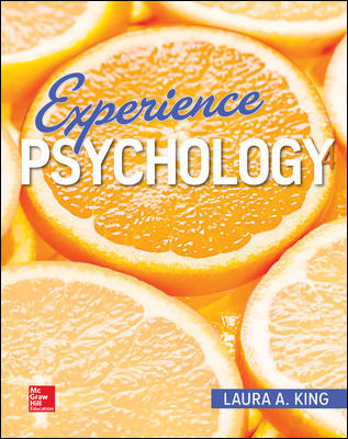 Test Bank for Experience Psychology 4th Edition King