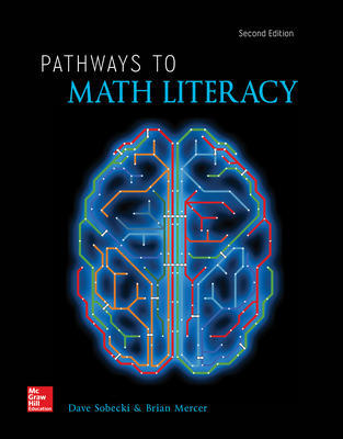 Test Bank for Pathways to Math Literacy 2nd Edition Sobecki