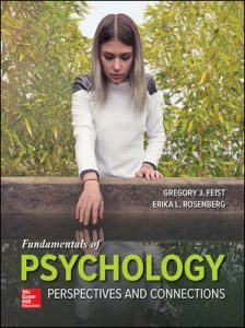 Test Bank for Fundamentals of Psychology: Perspectives and Connections 1st Edition Feist