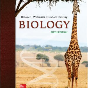 Solution Manual for Biology 5th Edition Brooker