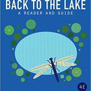 Test Bank for Back to the Lake 4th edition by Cooley