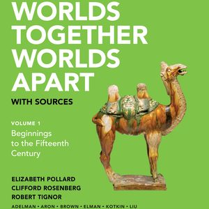 Test Bank for Worlds Together, Worlds Apart with Sources Concise 2nd Edition Volume 1 Pollard