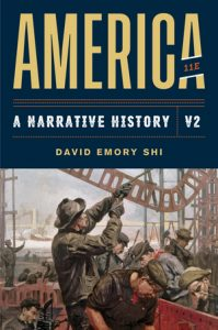 Test Bank for America A Narrative History 11th Edition Volume 2 Shi
