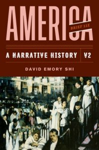 Test Bank for America A Narrative History Brief 11th Edition Volume 2 Shi