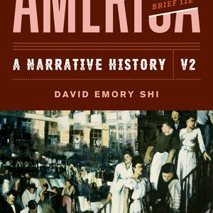 Solution Manual for America A Narrative History Brief 11th Edition Volume 2 Shi