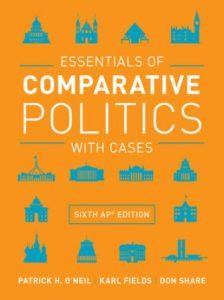 Test Bank for Essentials of Comparative Politics with Cases 6th AP Edition by Patrick H O'Neil