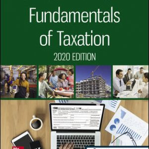 Test Bank for Fundamentals of Taxation 2020 Edition 13th Edition Cruz