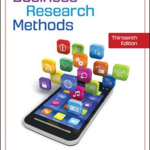 Solution Manual for Business Research Methods 13th Edition Pamela Schindler