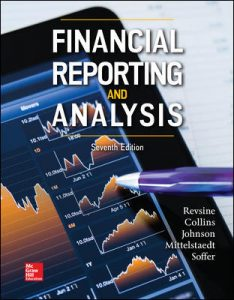Solution Manual for Financial Reporting and Analysis 7th Edition Revsine