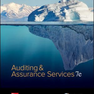 Solution Manual for Auditing & Assurance Services 7th Edition Timothy Louwers