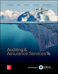 Test Bank for Auditing & Assurance Services 7th Edition Timothy Louwers