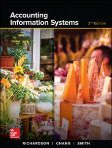 Solution Manual for Accounting Information Systems 2nd Edition Vernon Richardson