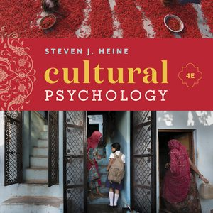 Test Bank for Cultural Psychology 4th Edition by Heine