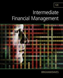 Test Bank for Intermediate Financial Management 12th Edition Brigham
