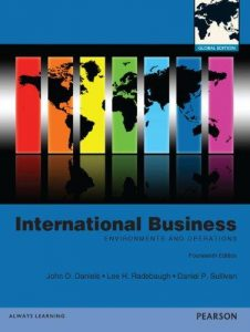 Test Bank for International Business Global Edition 14th Edition Daniels