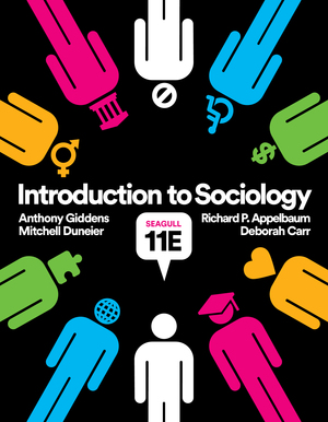 Test Bank for Introduction to Sociology (Seagull) 11th Edition by Carr
