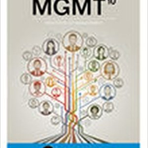 Test Bank for MGMT 10th Edition Williams