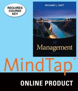 Test Bank for Management 12th Edition Daft