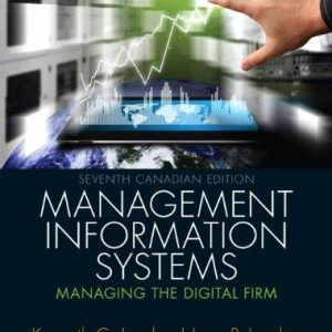 Test Bank for Management Information Systems Managing the Digital Firm 7th Canadian Edition Laudon