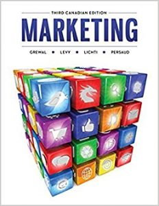Test Bank for Marketing 3rd Canadian Edition Grewal