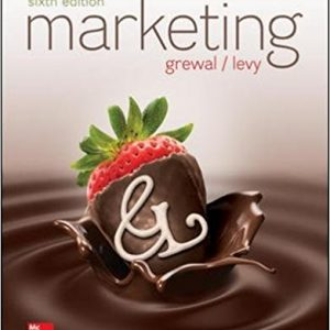 Test Bank for Marketing 6th Edition Grewal