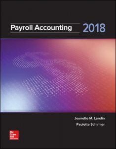 Test Bank for Payroll Accounting 2018 4th Edition Landin