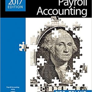 Test Bank for Payroll Accounting 2017 27th Edition Beig