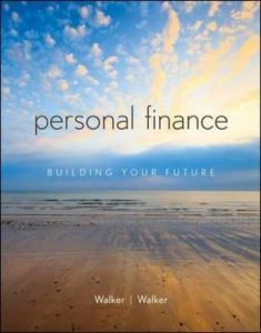 Test Bank for Personal Finance Building Your Future 1st Edition Walker