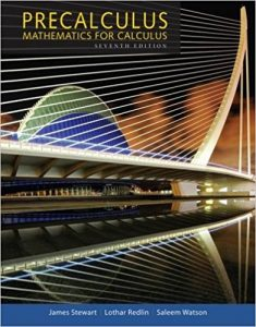 Test Bank for Precalculus Mathematics for Calculus 7th Edition Stewart