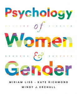 Test Bank for Psychology of Women and Gender 1st Edition by Liss