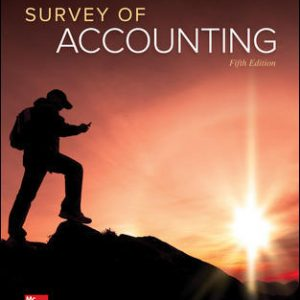 Test Bank for Survey of Accounting 5th Edition Edmonds