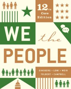Test Bank for We the People Core 12th Edition by L Campbell