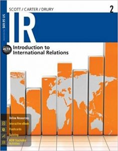 Test Bank for IR 2nd Edition Scott