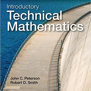 Test Bank for Introductory Technical Mathematics 6th Edition Peterson