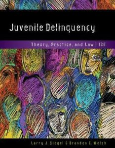 Test Bank for Juvenile Delinquency: Theory, Practice, and Law 13th Edition Siegel