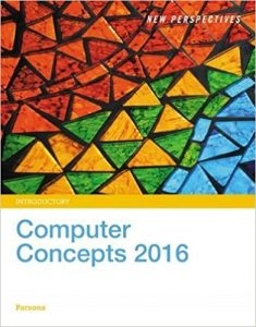 Test Bank for New Perspectives on Computer Concepts 2016 Introductory 18th Edition Parsons