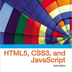 Test Bank for New Perspectives on HTML5, CSS3, and JavaScript 6th Edition Carey