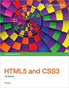 Test Bank for New Perspectives on HTML5, CSS3, and JavaScript 7th Edition Carey