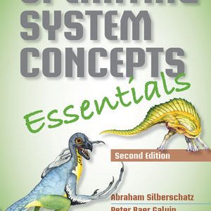 Test Bank for Operating System Concepts Essentials 2nd Edition Silberschatz