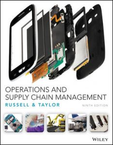 Test Bank for Operations and Supply Chain Management 9th Edition Russell
