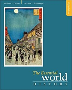 Test Bank for The Essential World History 8th Edition Duiker